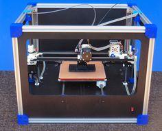 The Fabricatus Desktop Engineering 3D Printer #3DPrinting