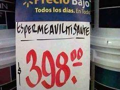 Mmmm. No. | Los 32 carteles con los peores horrores de ortografía