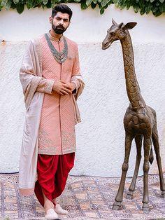 Wedding Dresses Men Indian, Wedding Dress Men, Wedding Groom, Groom Outfit, Groom Dress, Wedding Images, Wedding Designs, Wedding Ideas, Indian Groom Wear