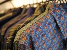 Calico Patterns from POST O'ALLS     HAVEN Apparel Inc.