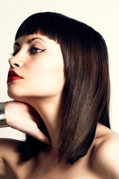 The bob stands out as one of the rare hairstyles that is high style but low maintenance. Description from hairstylestars.com. I searched for this on bing.com/images