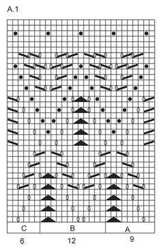 Adagio - DROPS Lace lõngast kootud pitsmustriga ja nuppudega õlasall - Free pattern by DROPS Design