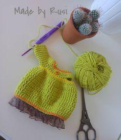 In progress #crochet #crochetdoll #amigurumi #amigurumidoll #handmade #madebyrusi #rusidolls