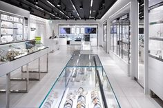 boutique.Goldsmiths concept by Green Room, UK » Retail Design Blog