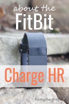 All about the FitBit Charge HR. It's just one of the ways I stay healthy in college!