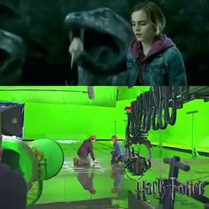 Harry Potter film with and without CGIYou can find Harry potter memes and more on our website.Harry Potter film with and without CGI Harry Potter Tumblr, Harry Potter World, Images Harry Potter, Mundo Harry Potter, Harry Potter Puns, Harry Potter Actors, Harry Potter Universal, Harry Potter Videos, Harry Potter Imagines