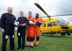 New helicopter awaits Prince William when he joins the East Anglian Air Ambulance crew - East Anglian Daily Times
