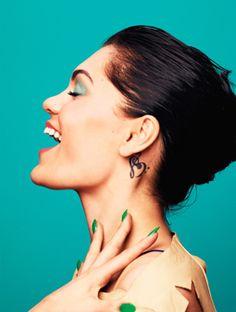 Jessie J / Glamour May 2012