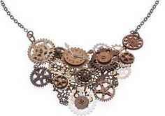 Steampunk jewellery tutorial... awesome!