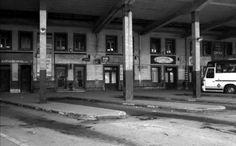 Antigüa estación de autobuses. VITORIA INSOLITA, fotos antiguas de Vitoria-Gasteiz