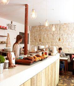 Café Marlette > pour un goûter @ 51 rue des Martyrs, 75009 Paris