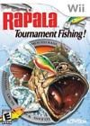 Nintendo Wii Rapala Tournament Fishing! VideoGames