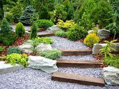 134 Mejores Imagenes De Jardin Decorado Con Piedras Garden