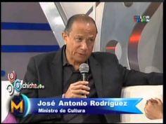 Entrevista a el Ministro de cultura con @MariaselaA #Video - Cachicha.com
