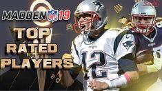Madden Nfl, Ea Sports, Best Player, Top Rated, Football Helmets, Club, Meet, Tops