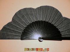 Tutorial: pintar abanico negro - Teresina, s.a. Manualidades