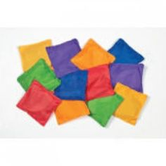 Bean Bags | 12ct for $8.99 in Games & Activities - Carnival