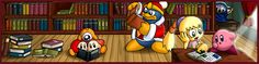Kirbypedia is HERE by IvynaJSpyder.deviantart.com on @DeviantArt