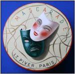 Vintage Face Powder Boxes & Tins~10