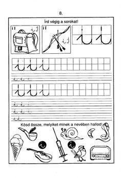 Cursive, Worksheets, Printables, Album, Teaching, Math, School, First Class, Mathematics