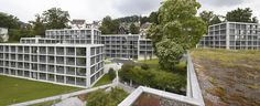 Durisch Nolli - Student housing, Lucerna 2013. Photos © Walter Mair, Tonatiuh Ambrosetti. [[MORE]]