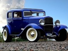 Blue ford  wear blue run to remember  #wearblue #wbr2r