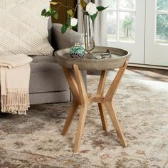 Looking for Safavieh Outdoor Collection Celeste Modern Concrete Round End Table ? Check out our picks for the Safavieh Outdoor Collection Celeste Modern Concrete Round End Table from the popular stores - all in one.