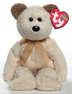 Huggy - Bear - Ty Beanie Babies