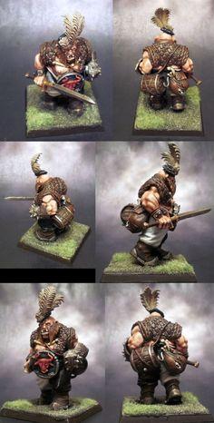 Mordheim: Ostland Ogre