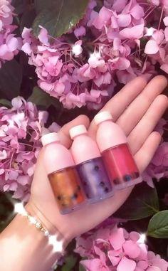 Makeup Salon, Diy Makeup, Lip Gloss Homemade, Pink Hair Dye, Lip Swatches, Lip Moisturizer, Lip Care, Natural Makeup, Makeup Inspiration