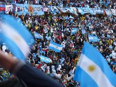 flag day in argentina