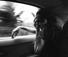 Sunday drive, sun, the person you adore, no poses, just two souls in harmony.