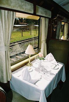 South American Train Trip