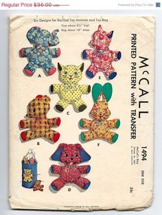 1000 Images About Vintage Doll Amp Toy Pattern Community