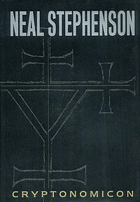 Just started Cryptonomicon by Neal Stephenson to round out my summer sci-fi...