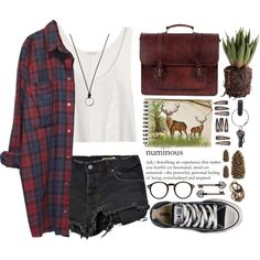 """free fallin"" by shaniaayr on Polyvore"