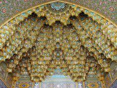 Le moschee in tutto il mondo musulmano hanno alcune delle architetture più intricate e sensazionali mai create dall'uomo. C'è troppa architettura interessa