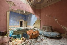 I Photograph Abandoned Buildings While Travelling Across Europe (Part 2) | Bored Panda
