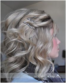 The Small Things Blog: The Double Side Twist
