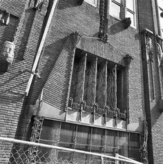 Van der Mey,Scheepvaarthuis, Amsterdam 1913-1917