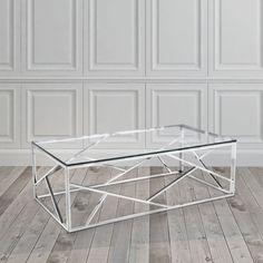 Mercer41 Riedel Coffee Table
