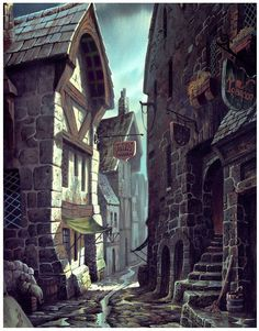 Diagon Alley REF
