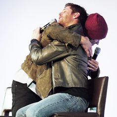 """"""" """"I don't care how much longer Chris Hemsworth's hair is. You're my Thor."""" - Jensen Ackles """""""
