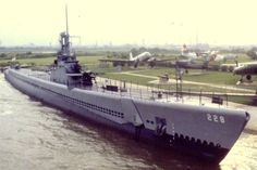 The USS Cero SS 228. A Gato Class submarine built at General Dynamics Electric Boat in Groton, Connecticut. I got to tour this boat in '67 when I was ten years old on a class trip. She was docked at the Detroit riverfront in the Detroit River.