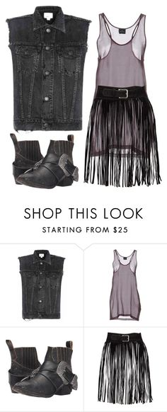 """Untitled #966"" by amanda-lanerva ❤ liked on Polyvore featuring Citizens of Humanity, Gotha and Matisse"