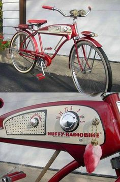1955 Huffy-Radiobike