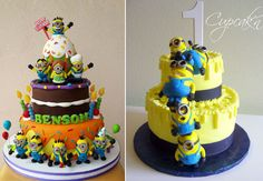 Imagens: https://www.flickr.com/photos/sweetobsessions e http://www.cakecentral.com