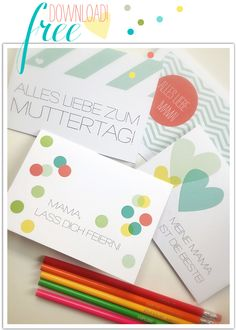 Muttertags-Freebie