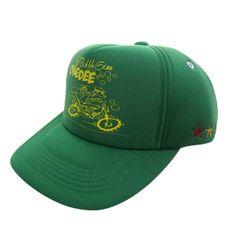 【HOT BUBBLE SPONGE CAP】ダミ声でパワフルなDJでお馴染みToyanの有名ジャケットをサンプリング。ラスタ★が刺繍で凝ってます!人気のブランドですのでお早めに入札下さい、是非この機会に!商品ページ→ http://chillter.shops.net/item?itemid=18913