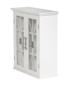 Special Offers - Cheap Elegant Home Fashions Delaney White Wall Cabinet with Two Doors - In stock & Free Shipping. You can save more money! Check It (November 14 2016 at 09:49PM) >> http://bathroomvanitiesusa.net/cheap-elegant-home-fashions-delaney-white-wall-cabinet-with-two-doors/